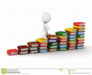 Staircase Of Books Clipart - Clipart Suggest