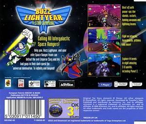 Disneypixar Buzz Lightyear Of Star Command Box Shot For