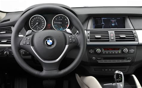 bmw  activehybrid interior wallpaper hd car