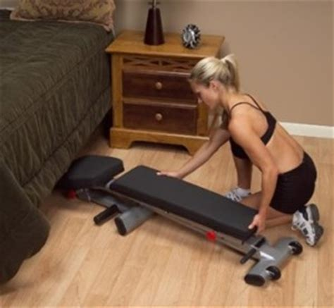 collapsible workout bench should you buy a fold up weight bench best compact
