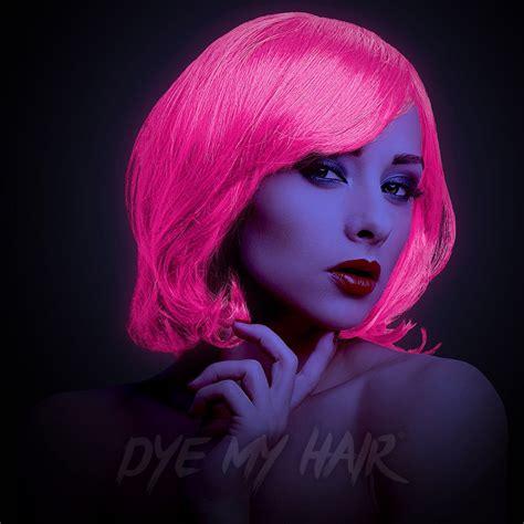 Stargazer Pink Uv Semi Permanent Hair Dye 70ml
