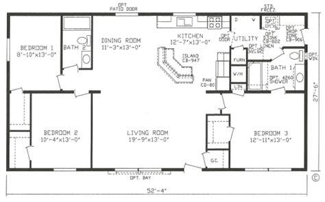 simple open floor house plans best open floor plan modular homes simple open floor plan