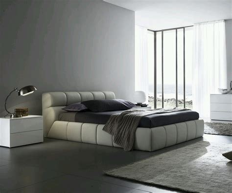 Modern Bedrooms :  Modern Bed Designs Beautiful Bedrooms