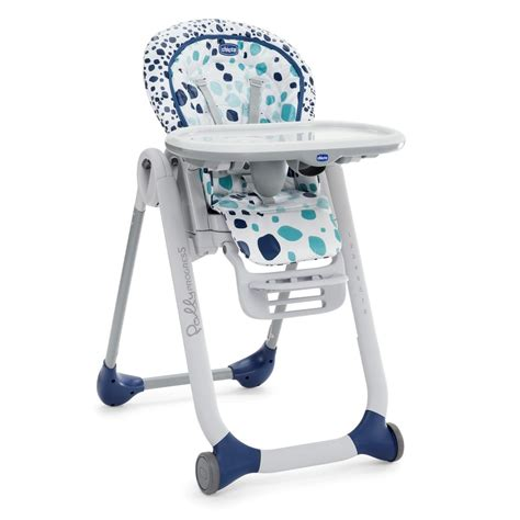 Chicco Polly Se High Chair Fresco by Babywaren24 Chicco Polly Progres5 Highchair Iceberg