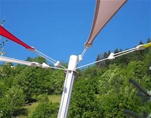 Mat Pour Voile D Ombrage : m t pour voile d 39 ombrage easy sail ~ Dailycaller-alerts.com Idées de Décoration