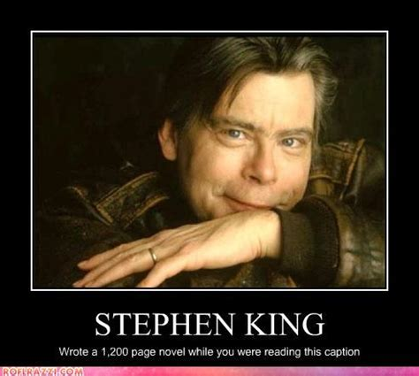 Stephen King Memes - pin stephen king memes best collection of funny pictures on pinterest