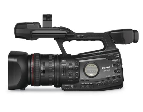 canon professional canon xf305 and xf300 professional hd camcorders