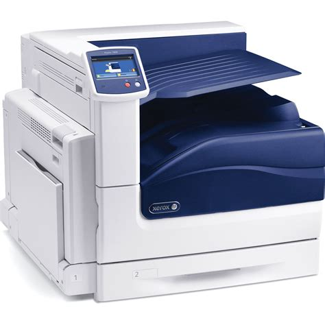 tabloid color laser printer xerox phaser 7800 dn tabloid network color laser printer