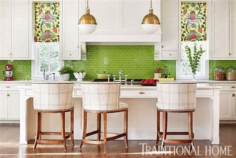 cocinas  azulejos verdes esmaltados  green tiled