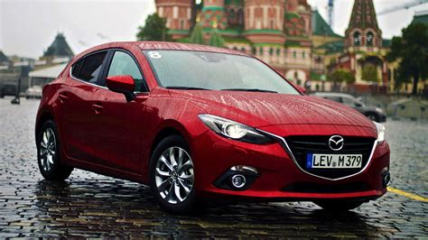 Mazda 3 Hatchback 2018  Drive Together