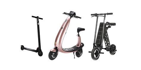 The 6 Best Electric Scooters For Adults