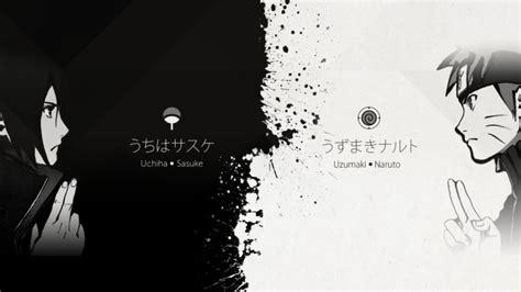 Naruto Vs Sasuke Desktop Wallpapers Hd 4k High Definition