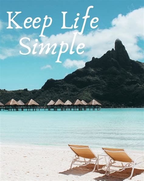 Don't forget to also read these july quotes about the hottest month of the year. Keep Life Simple Printable Quote| Lululily Blog