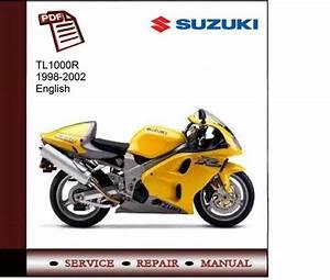 Suzuki Tl1000r 1998-2002 Service Manual
