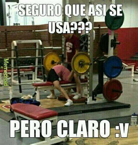 Memes De Gym - top memes de gym en espa 241 ol memedroid