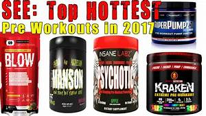 Exposed  Top 5 Pre Workout Supplements 2017