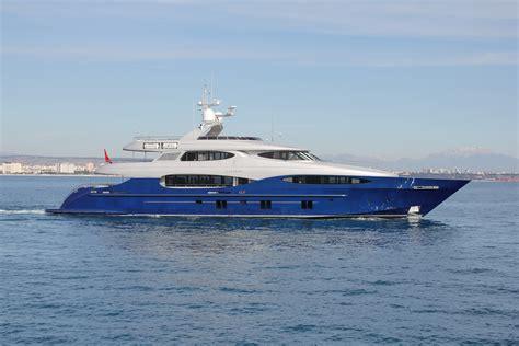 Luxury super yacht VULCAN by Vicem Yachts — Yacht Charter ...