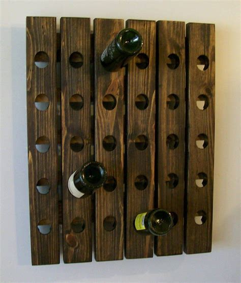 hanging wine rack wall hanging wine rack the mounted glass