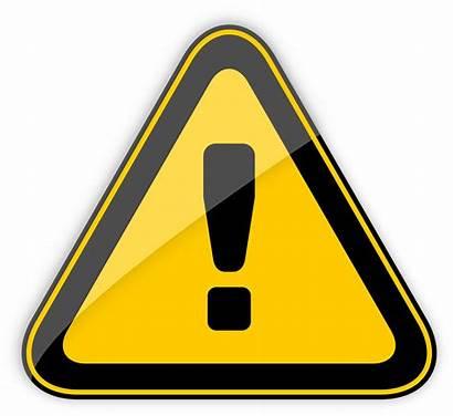 Clipart Attention Warning Transparent Alert Symbols Clipartmag