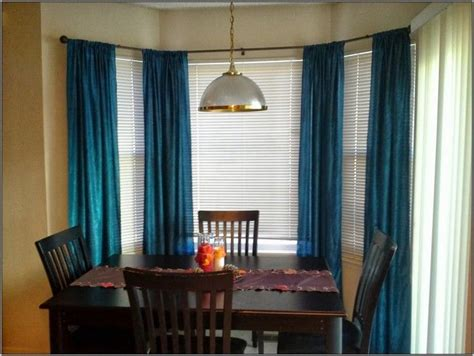 1000 ideas about 3 window curtains on living