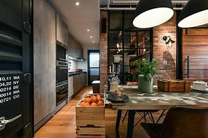 Charming, Industrial, Loft, In, New, Taipei, City