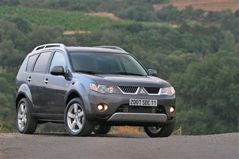 Mitsubishi Outlander 1440x900 Car Picture
