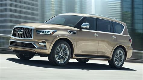 2018 infiniti qx80 powerful full size luxury suv youtube