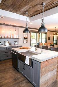 35, Best, Farmhouse, Kitchen, Cabinet, Ideas, And, Designs, For, 2021