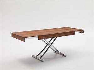 Contemporary proper height for side table height for Movable coffee table