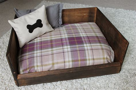 Easy and Affordable DIY Dog Bed Ideas - HomeStyleDiary.com