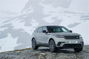 Range Rover Velar First Edition P380 (2018) review by CAR ...