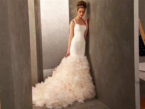 Kim Kardashian Wedding Dresses At David's Bridal