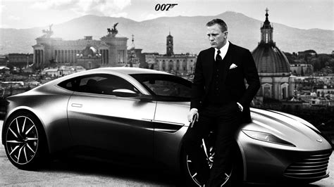 spectre daniel craig aston martin db wallpapers hd