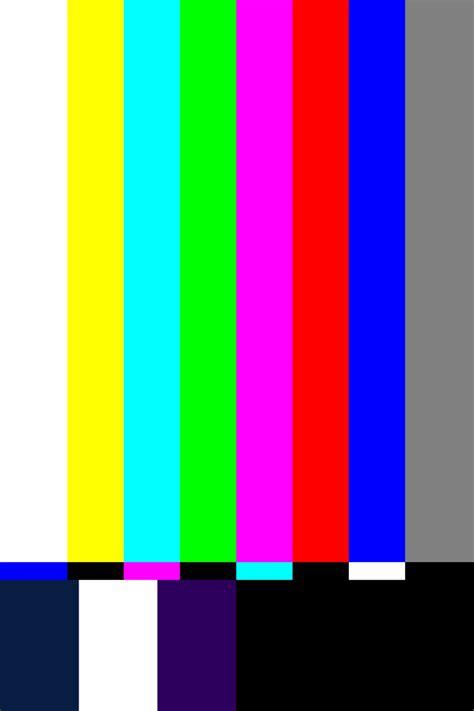 tv color bars wallpaper gallery
