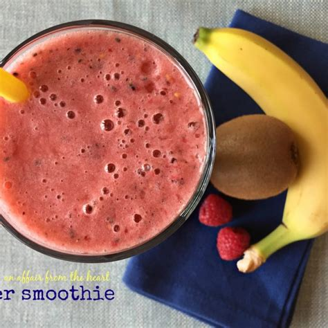 Any fresh fruit is a healthy snack. Healthy High Fiber Smoothie Recipes For Constipation ...