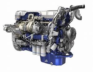 Volvo D13 Turbo Compound Engine In New Vnl Series Provides