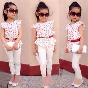 TZ299,2018 Hot Sale Designer children clothing set Girls ...