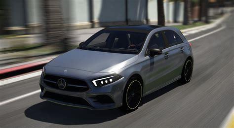 Mercedesbenz Aclass 2019 [addon] Gta5modscom