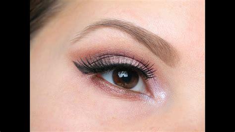 Smoky eyes для карих глаз 33 фото как сделать легкий дневной макияж в коричневых тонах пошаговое руководство