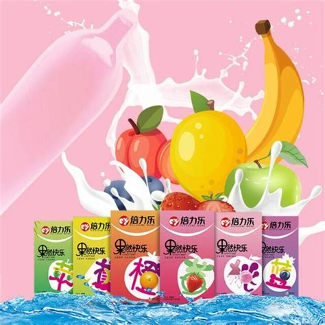 10pcs Fruit Smell Oral Sex Lubricated Latex Condoms Adult