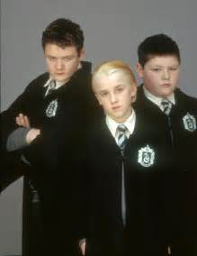 Harry Potter Draco Malfoy and Friends