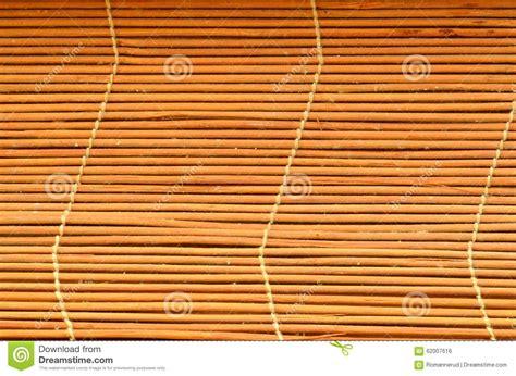 texture de rideau en bambou store en bambou avec les