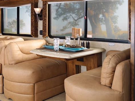 Boat Dinette Bed by Dinette Booths For Travel Trailers Used Autos Post