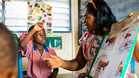 A Preschool Experiment In Ghana Faces An Obstacle