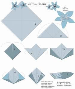 Origami Schmetterling Anleitung : how tuesday kraniche und blumen diy pinterest ~ Frokenaadalensverden.com Haus und Dekorationen