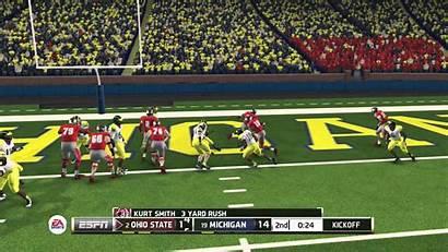 Michigan Football Wolverines College State Ohio Screensavers