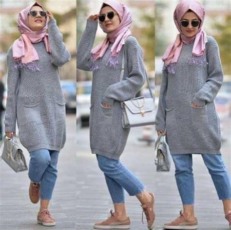 neutral winter hijab outwears  trendy girls