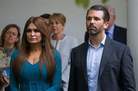 guilfoyle trump kimberly gets tests positive
