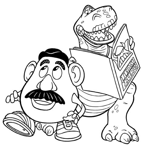 toy story coloring pages coloringpagescom