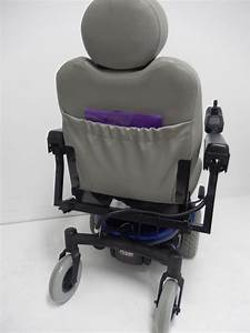 Pride Mobility Jazzy 1103 Ultra Power Chair With Seat Lift
